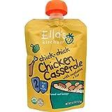Cuisine Chick-Chick La Casserole De Poulet De Ella Avec Le Stade De Riz 2 À Partir De 7 Mois 130G