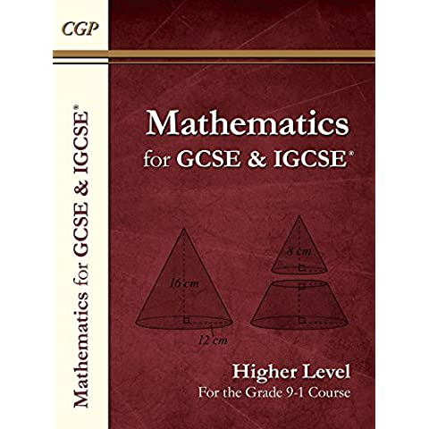 New Maths for GCSE and IGCSE® Textbook, Higher (for the