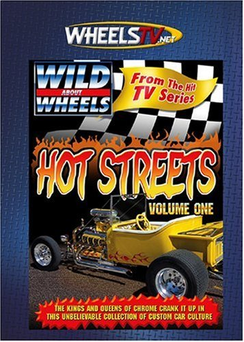 Hot Streets, Volume One: Street Machines and Hot Rods