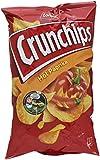Lorenz Snack World Crunchips Hot Paprika, 20er Pack (20 x 175 g)