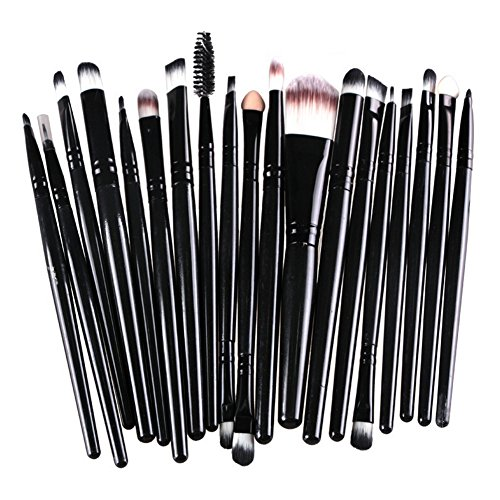 ETOSELL 20pcs maquillage Pinceaux Outils