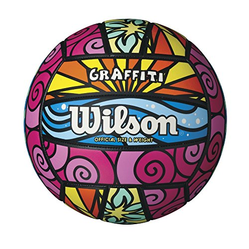 PALLONE WILSON BEACH VOLLEY GRAFFITI PALLAVOLO