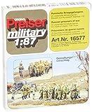 Preiser 1/87 Ème Preiser 1/87th–pr16577–Modelleisenbahnen–Kriegsgefangene Russen–19Figuren unbemalt