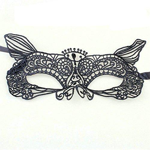Maskerade,Halloween Kostüm Tanzparty Party Anzieh Maske sexy Königin - Yugioh Halloween-kostüm