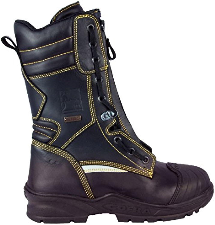 Cofra 21570 – 000.w43 Shovel – Zapatos de seguridad talla 43 NEGRO