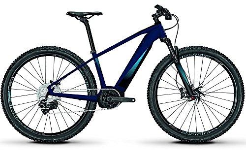 Focus JARIFA² ACTIVE Herren E-Bike 500Wh E-Montainbike Elektrofahrrad Sealblue matt 2018 RH 36 cm/27 Zoll