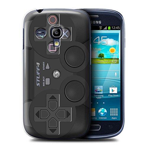 Preisvergleich Produktbild Gedruckt Schutzkoffer Schutzhüllen / Hülle für Samsung Galaxy S3 Mini / Playstation 3 (PS3) Muster / Spielkonsolen Kollektion