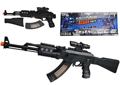 boys-army-solider-toy-small-ak-47-rifle-gun-with-tactical-scope-flashing-lights-and-vibrations-black