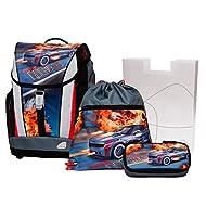 Schneiders Set de sacs scolaires, noir (Noir) - 10110310