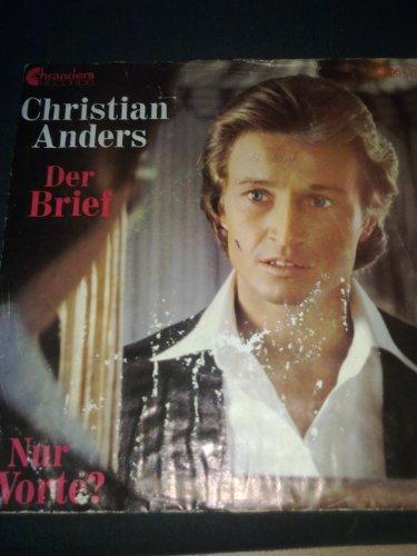 Der Brief (1976) / Vinyl single [Vinyl-Single 7''] (Brief-platte)