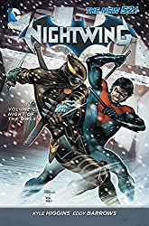 Nightwing Volume 2: Night of the Owls TP (The New 52)