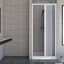 Porte de douche coulissante for Porte accordeon pour douche