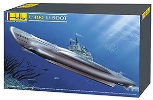 Glow2B Heller - 81002 - Maqueta para Construir - U - Boot - 1/400