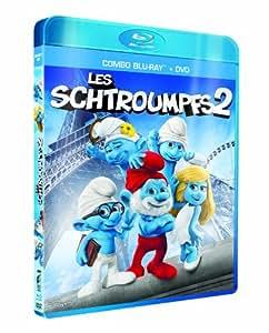 Les Schtroumpfs 2 [Combo Blu-ray + DVD + Copie digitale]