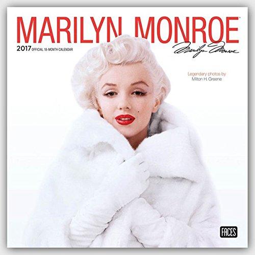 Marilyn Monroe 2017 Wall Calendar (Square Wall)