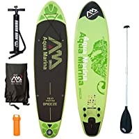 Aqua marina de remo stand Up paddle SUP Breeze de tabla de surf modelo 2016 + paddle board