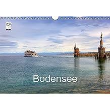 Bodensee (Wandkalender 2018 DIN A4 quer): Eine fotografische Rundreise um den Bodensee mit Besuchen in Lindau, Friedrichshafen, Meersburg und vielen ... Orte) [Kalender] [Jan 24, 2013] Kruse, Joana