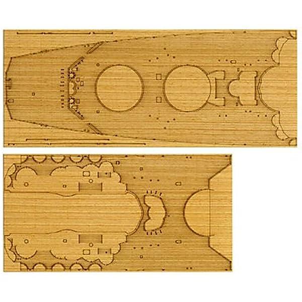 Tamiya 300012645 1 350 Wwii Yamato Holz Deck Dekor Modellbauzubehör Spielzeug