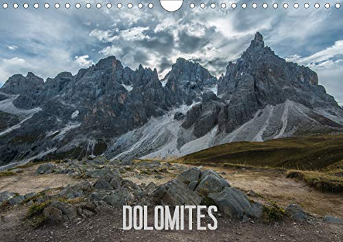 Dolomites / UK-Version (Wall Calendar 2020 DIN A4 Landscape): The bizarre rockneedles are a must see for mountainlovers. (Monthly calendar, 14 pages ) (Calvendo Nature)