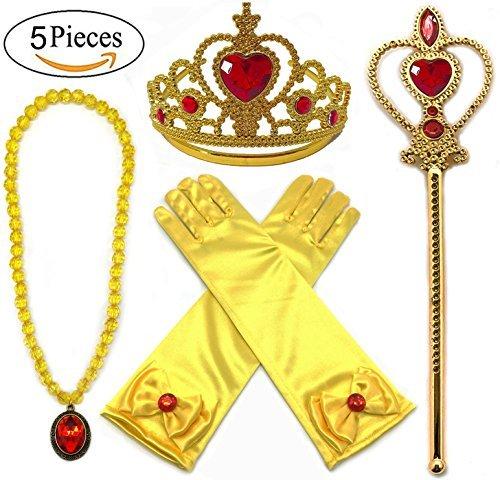 - Prinzessin Belle Kleid