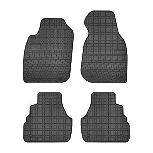 Gummi Auto Matten Fußmatten exakter Passform 4-teilig A-0723