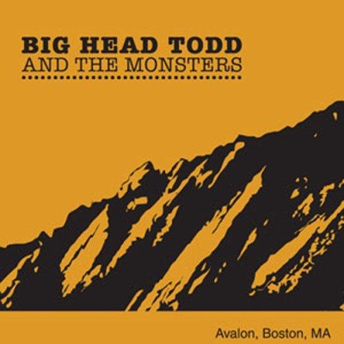 Avalon-Boston Live