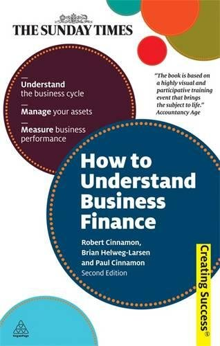 HT UNDERSTAND BUSINESS FINANCE (Sunday Times Creating Success)