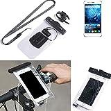 K-S-Trade® for Siswoo C55 Longbow Bicycle Bracket Mobile