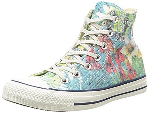 Converse Fleur - Converse Ctas Union Jack 135504C, sneaker mixte