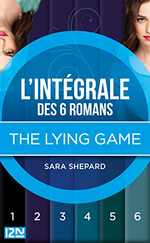 Intégrale The Lying Game par Sara SHEPARD