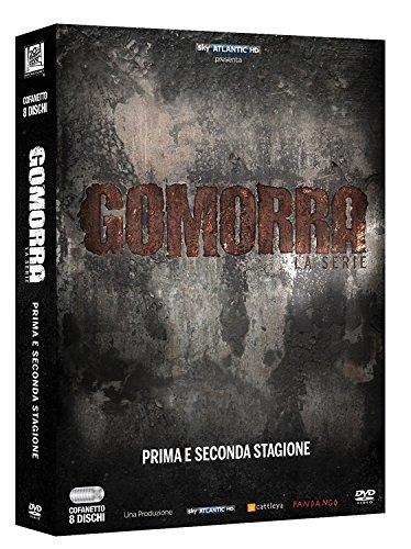 Gomorra - La serie Stagione 1 + 2 (8 DVD)