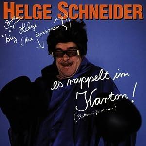 Helge Schneider -  Es Rappelt Im Karton+