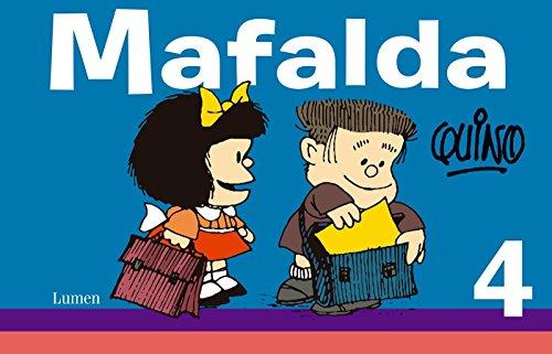 Mafalda 4 por Quino