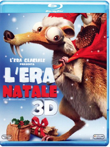 LEra Natale ;Ice Age A Maoth Christmas;Ice age A maoth Christmas
