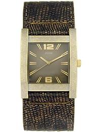 Guess Reloj Análogo clásico para Hombre de Cuarzo con Correa en Acero  Inoxidable 80011G4 3b48145f62b6