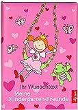 Sigikid Freundebuch A5 Pinky Queen mit Ihrer Wunschbeschriftung