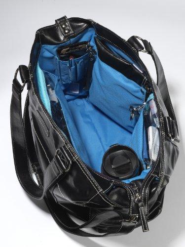 Amélie Bag for Mums On the Go (Black)
