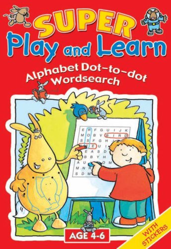Alphabet Dot-to-dot, Wordsearch