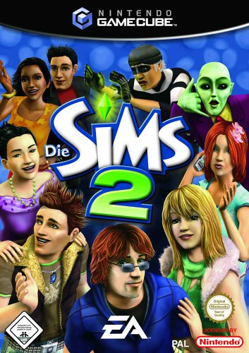 Electronic Arts GmbH Die Sims 2