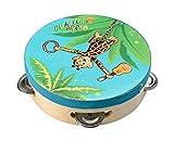 Beluga-Spielwaren-67002-Giraffenaffen-Tamburin