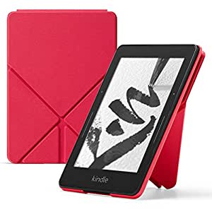 Custodia Amazon Origami per Kindle Voyage, Rosso orchidea