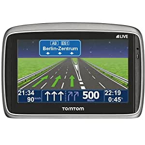 TomTom Go 750 Live 12M Navigatore (Display 10,9 cm (4,3