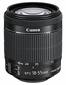 Canon Objectif EF-S 18-55 mm/F 3,5 - 5,6 IS STM