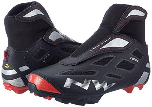 Northwave Celsius 2 GTX MTB Winter Fahrrad Schuhe schwarz/rot 2016 schwarz/rot