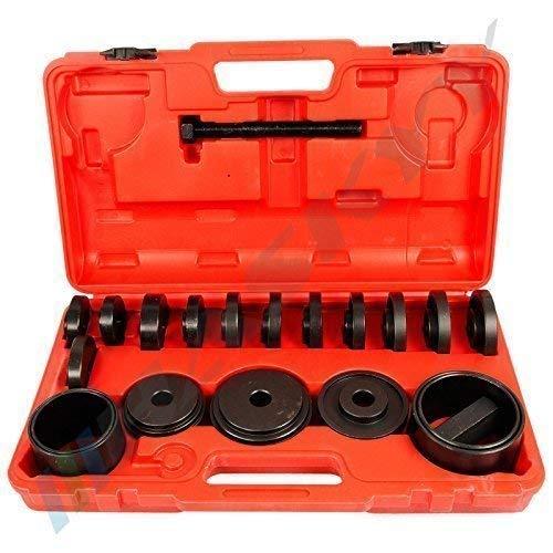 24 pièces roue Outil extracteur de ROULEMENT Hub assemblage VW/AUDI / OPEL / FIAT / MERCEDES BENZ/ BMW / TOYOTA/ FORD/ PEUGEOT/ CITROEN/ RENAULT /HONDA /MAZDA /MITSUBISHI /NISSAN/austin-martin