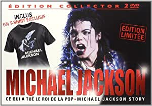 coffret michael jackson michael jackson dvd blu ray. Black Bedroom Furniture Sets. Home Design Ideas