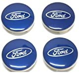 4 x Ford NABENDECKEL radnabendeckel Nabenkappe 54 mm Galaxy/C-Max/S-Max/Focus/Mondeo/Kuga/Fiesta