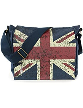 Union Jack tela borsa | Vintage | Borsa a tracolla | Vintage | Robin Ruth London | London tasche