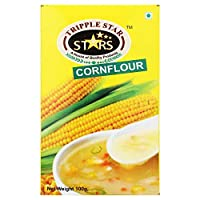 TRIPPLESTAR Corn Flour, 100 gm