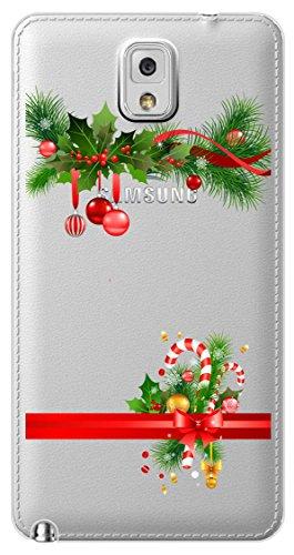 Mixroom - Cover Custodia Case In TPU Silicone Morbida Per Samsung Galaxy Note 3 III N9005 M640 Confezione Regalo